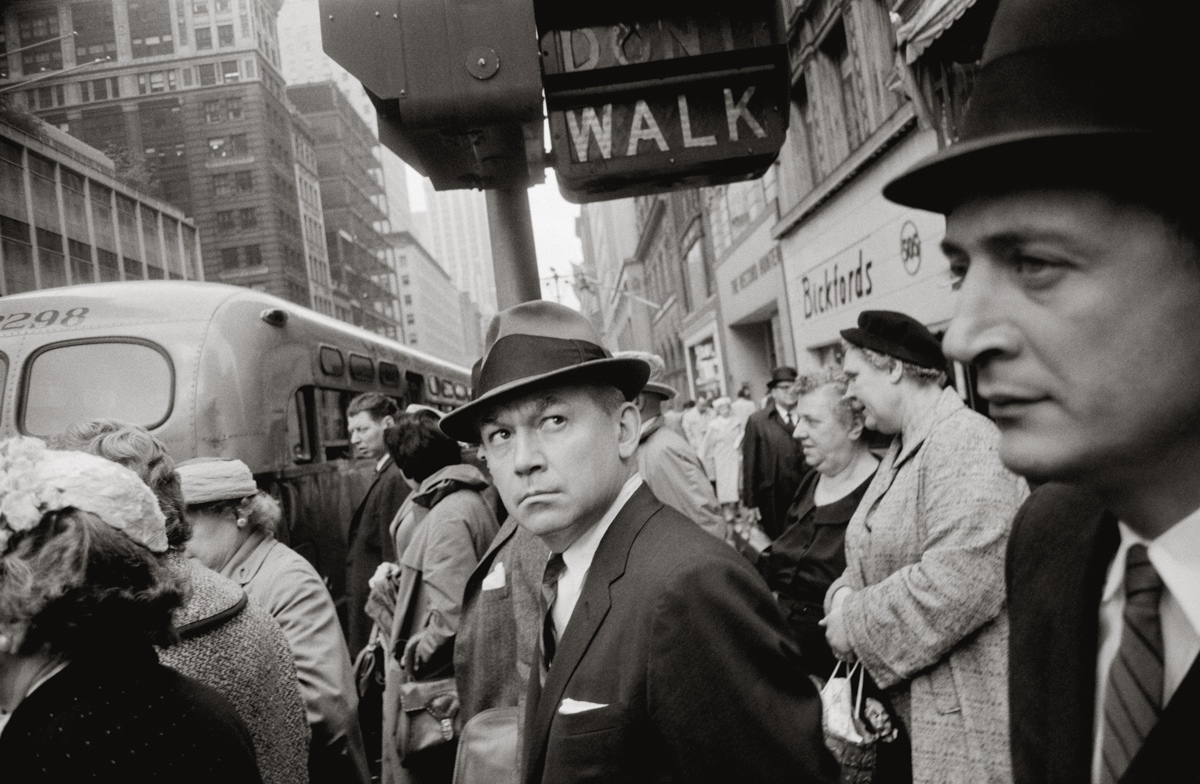 Garry Winogrand. New York, ca. 1962