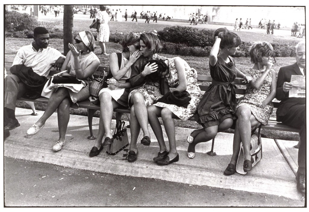 Garry Winogrand. New York World´s Fair, 1964
