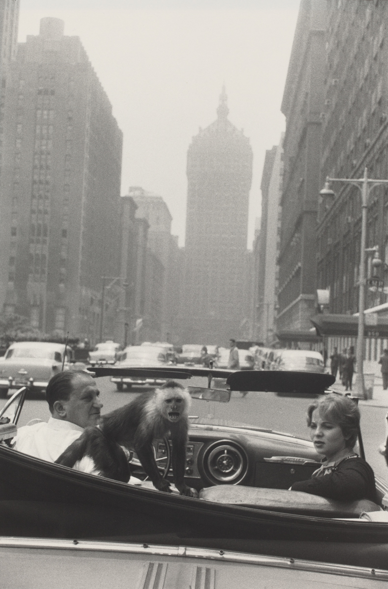 Garry Winogrand. Park Avenue, New York, 1959