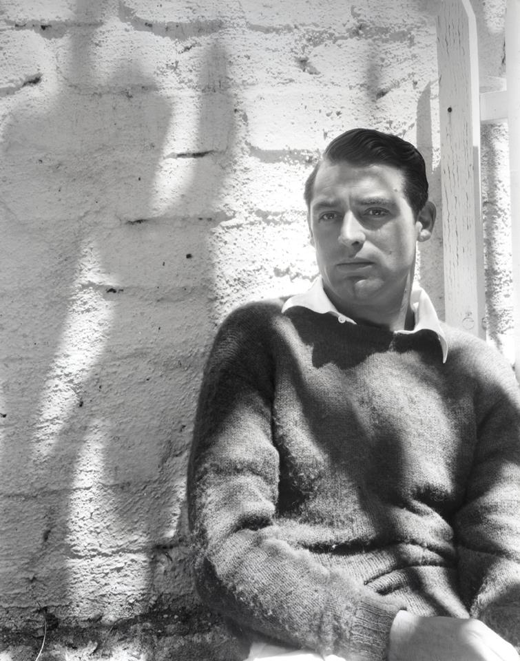Cary Grant, Actor, 1932. Imogen Cunningham